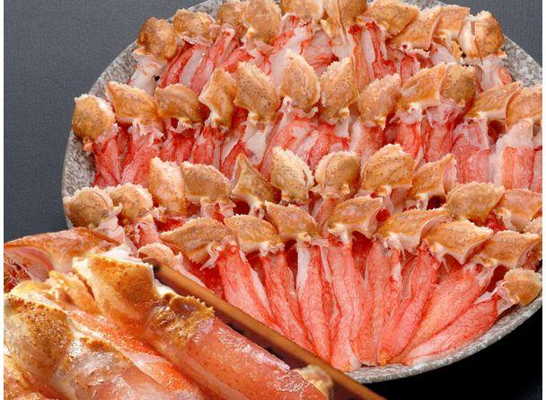 マルゲン後藤水産の蟹